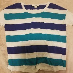 Forever 21 Tops - Forever 21 Stripped Shirt